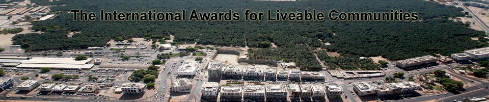 The Liveable Community Awards - Al Ain, UAE